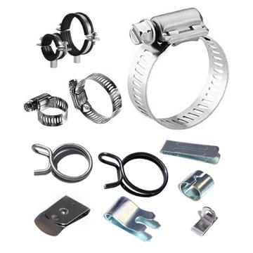 Σφιγκτήρες-hose-clamps-clips